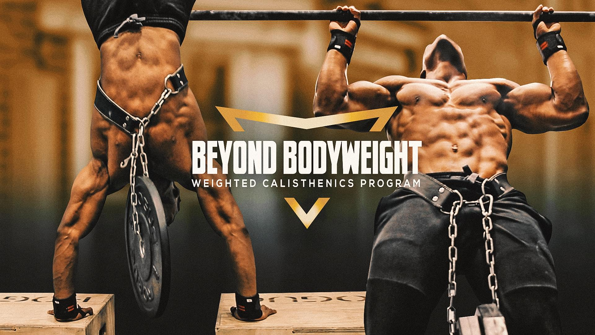 Beyond BodyWeight